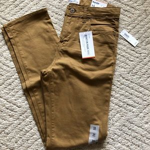 Old Navy boys size 14 khaki pants